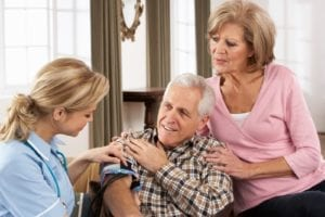 low blood pressure and dementia