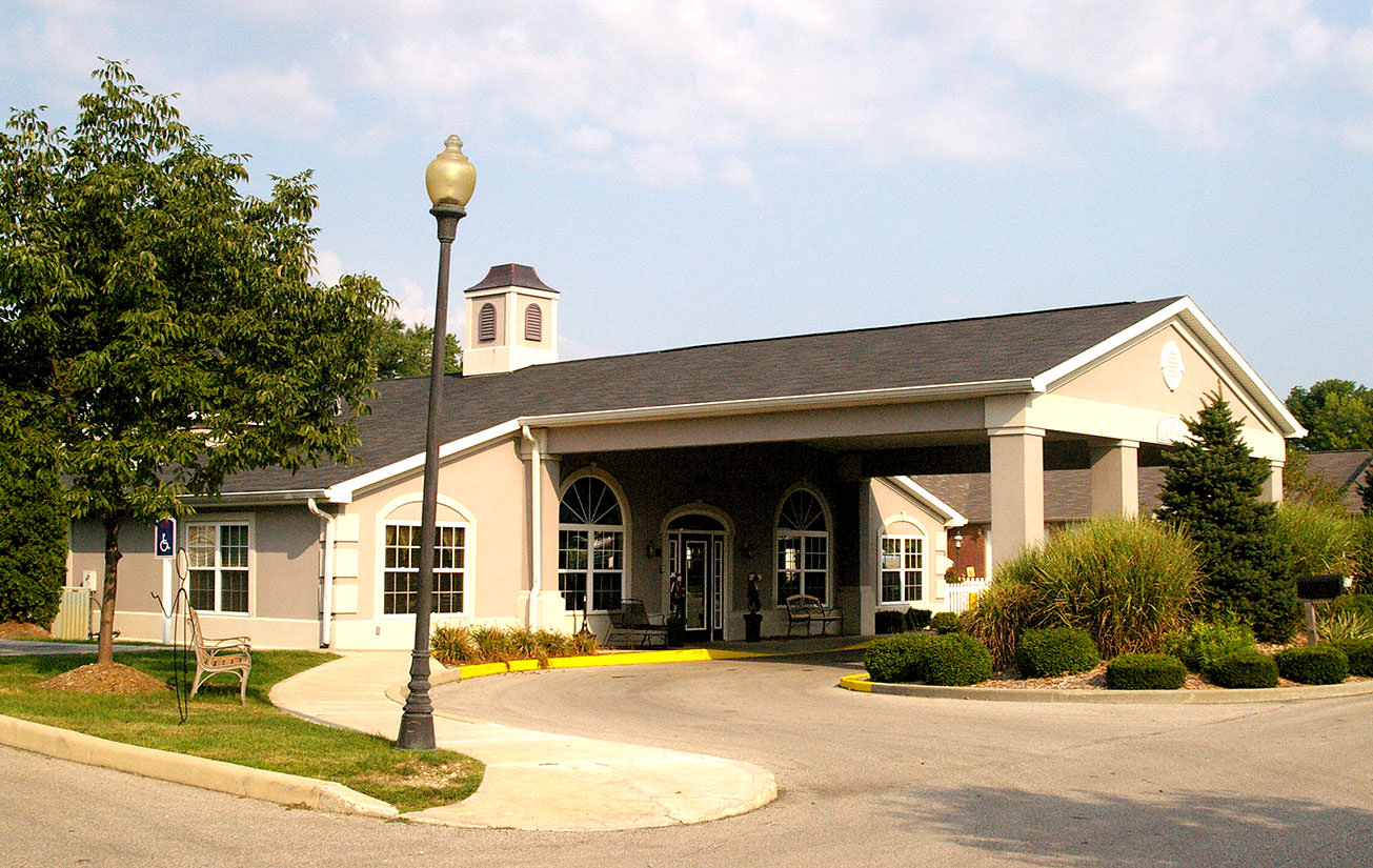 Beech Grove Meadows healthcare building