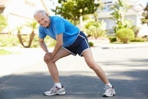 leg exercises for the elderly