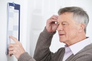 memory loss in the elderly