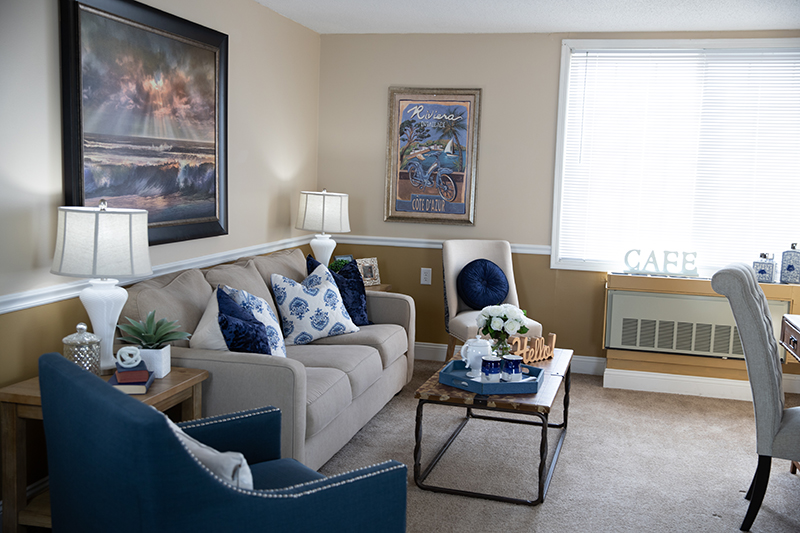 Living Spaces at Zionsville Meadows